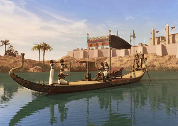 Pharaoh's Pleasure Barge
